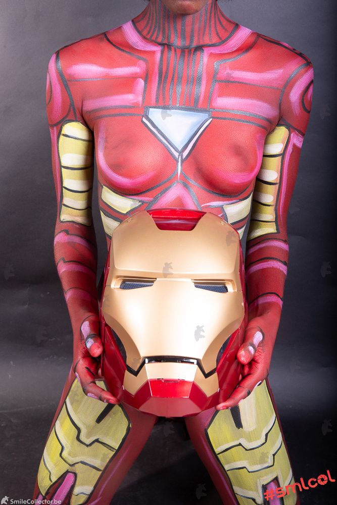 Iron Man - mark LXXIV